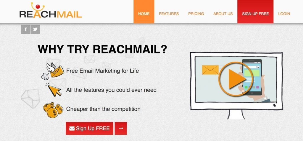 ReachMail review